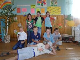 Детская игровая площадка «ПЧЕЛКА»